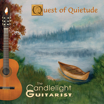 Quest of Quietude CD - click for more info